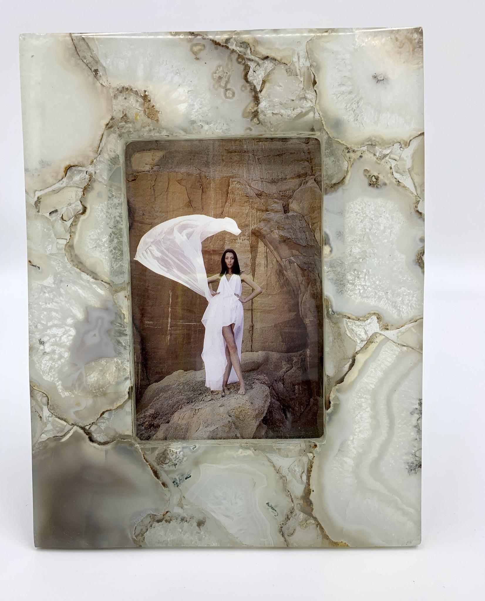 Zodax Agate Frame 4x6