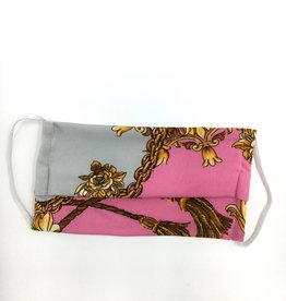 Julian Chang Mask Pink Hermes