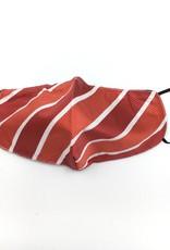 berek Mask by berek - Textured Red Stripe