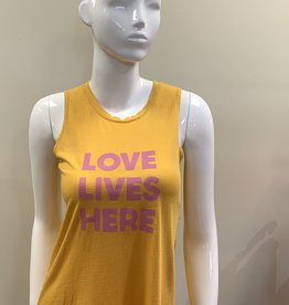 Be Love 'Love Lives Here' Tank