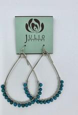 Julio Designs Beaded Earring