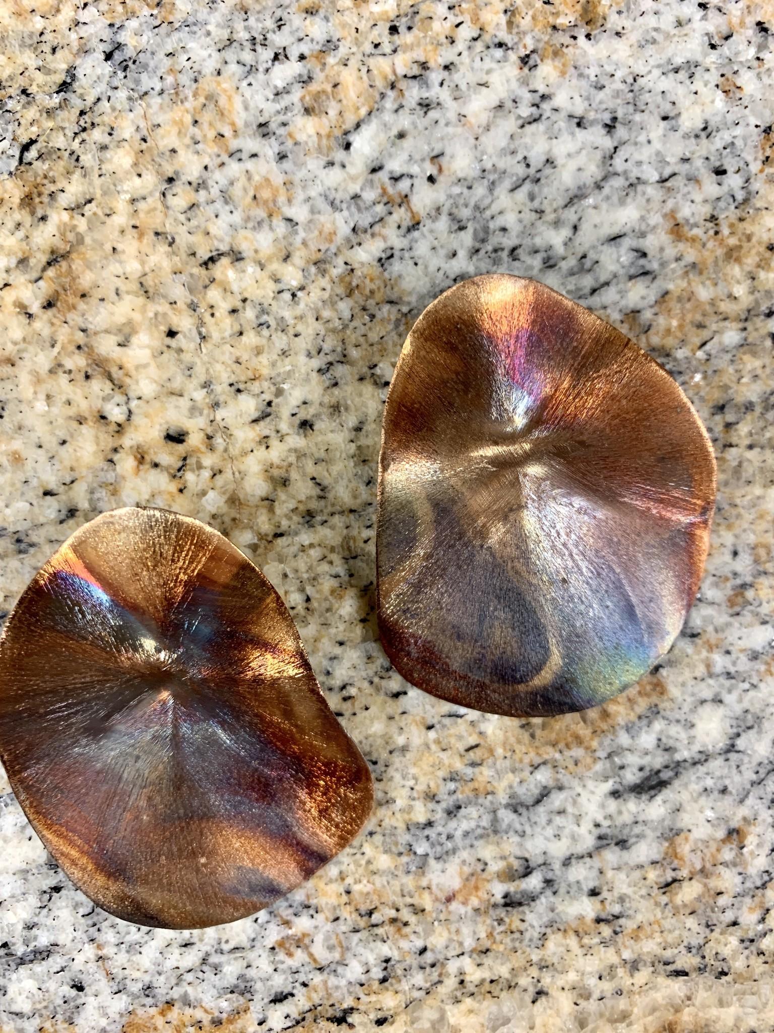 Sheila Fajl Copper Disc