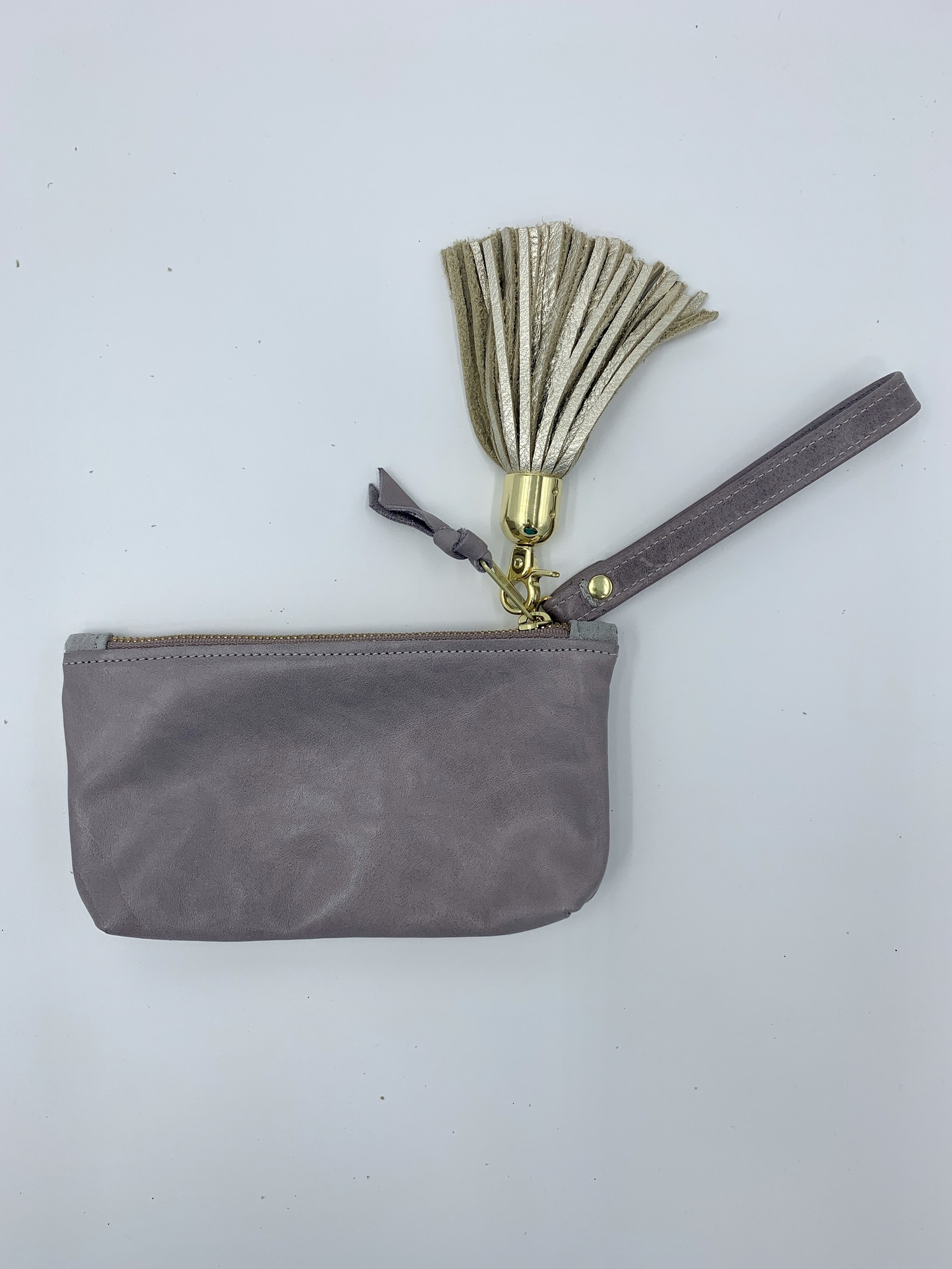 Satchel Pencil Pouch w Wrist/Tass