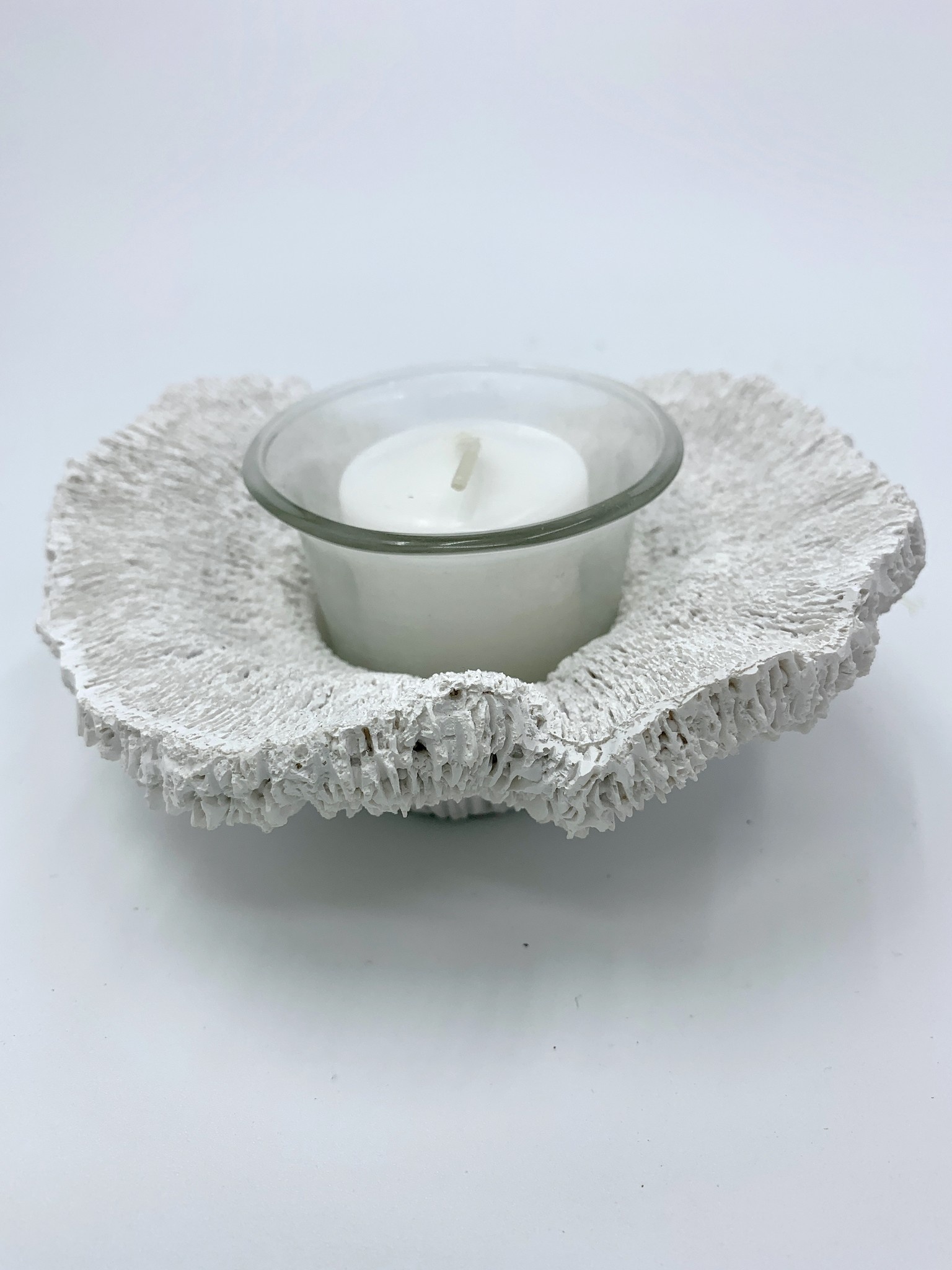 Zodax Coral Tealight Holder