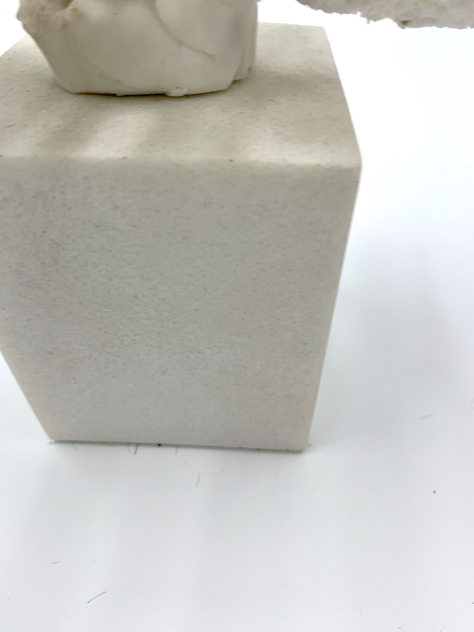 Zodax Coral Marble Base
