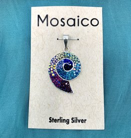 Mosaico Mosaico Nautilus Necklace