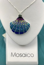 Mosaico Clam Shell Necklace