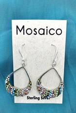 Mosaico Swing Earring Neutral