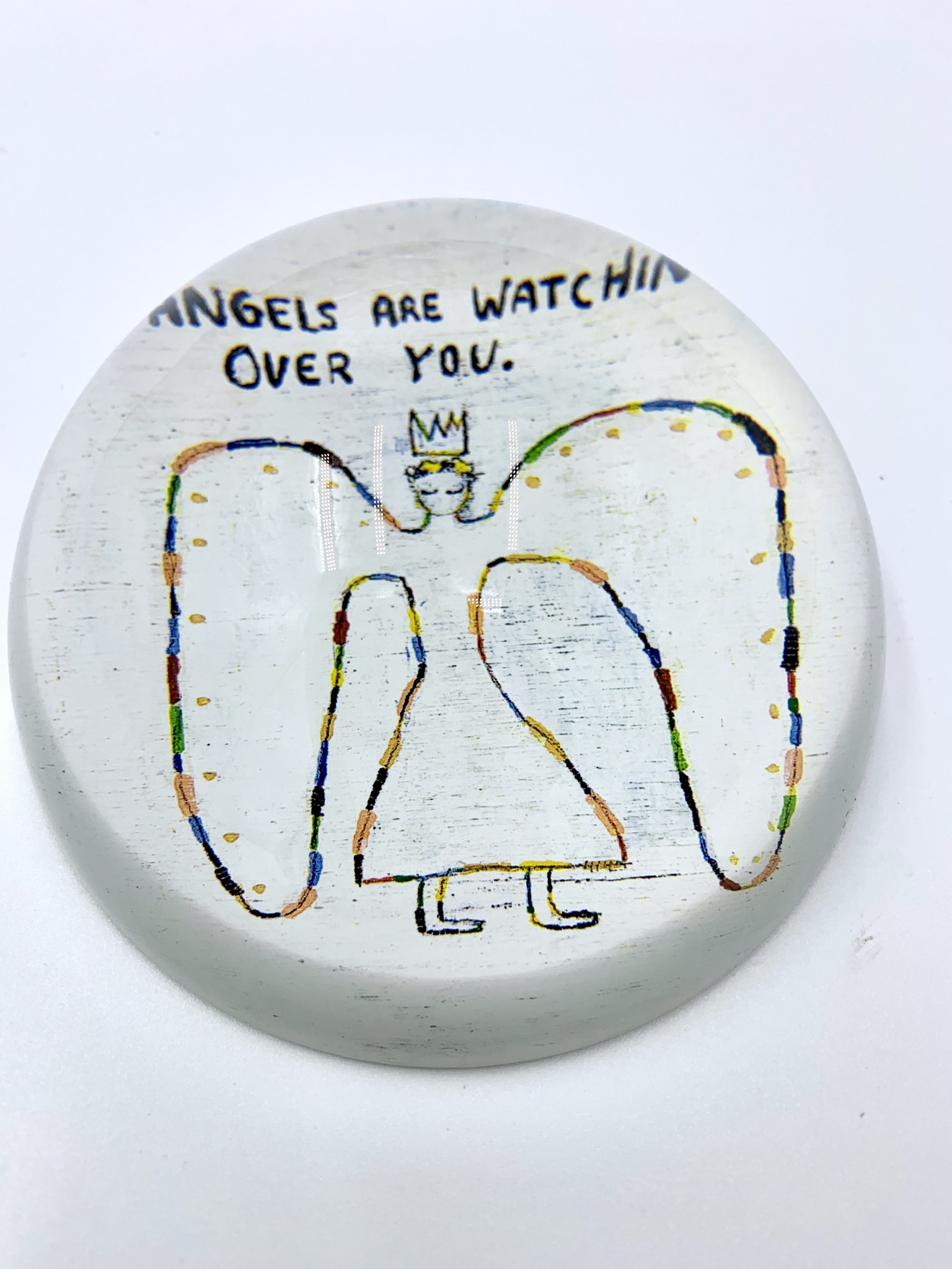 Sugarboo & Co. Sugarboo Paperweight - Angels Are Watching