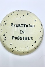 Sugarboo & Co. Sugarboo Paperweight - Everything Is Possible