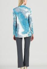 Clara Sun Woo Clara Sunwoo Soft Flow Tie Dye Cardi Set