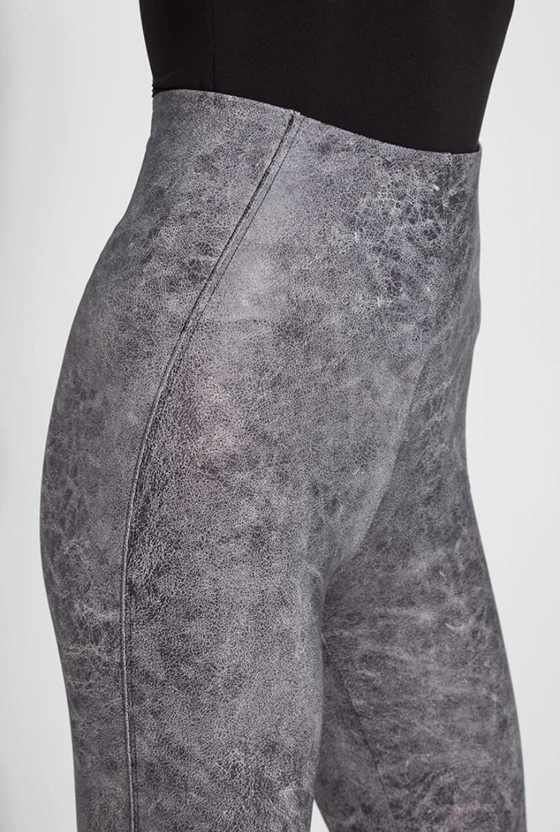 Lysse Lysse Matilda Foil Legging Distressed Grey