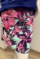 Aryeh Tessa Printed Skort - Sugar Magnolia