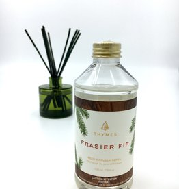 Thymes Frasier Fir - Reed Diffuser Refill
