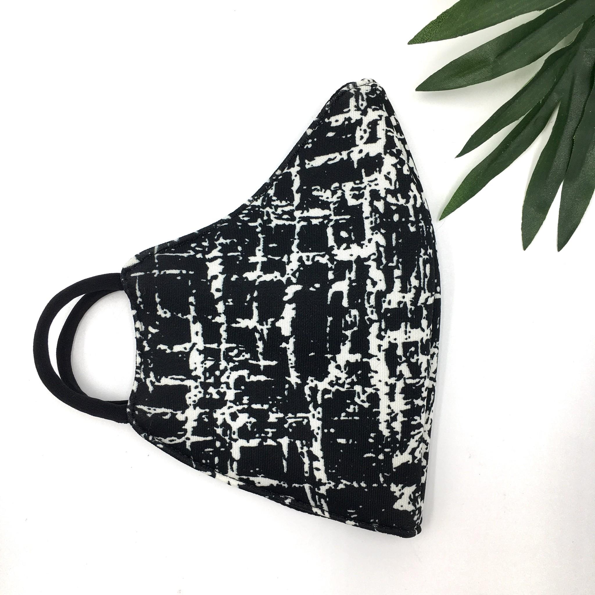 Last Tango Reversible Knit Mask - Two Way Street