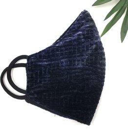 Last Tango Reversible Knit Mask - Velvet Underground