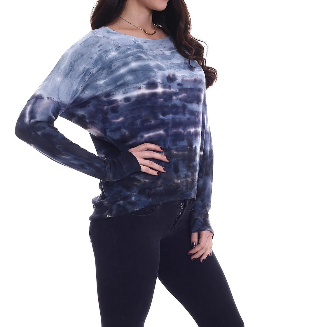 River + Sky London Sweatshirt - Meteorite