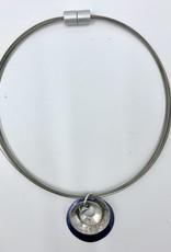 JMR Necklace - Periwinkle