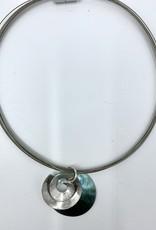 JMR Necklace - Aqua