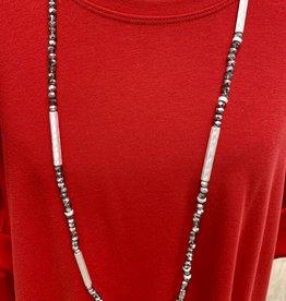 JMR Necklace  - Silver