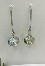 JMR Earrings- Shimmer/Silver