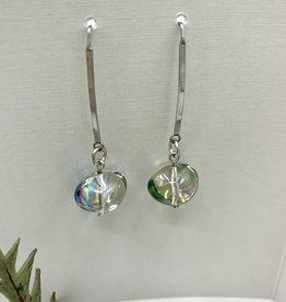 JMR Earrings - Shimmer/Silver