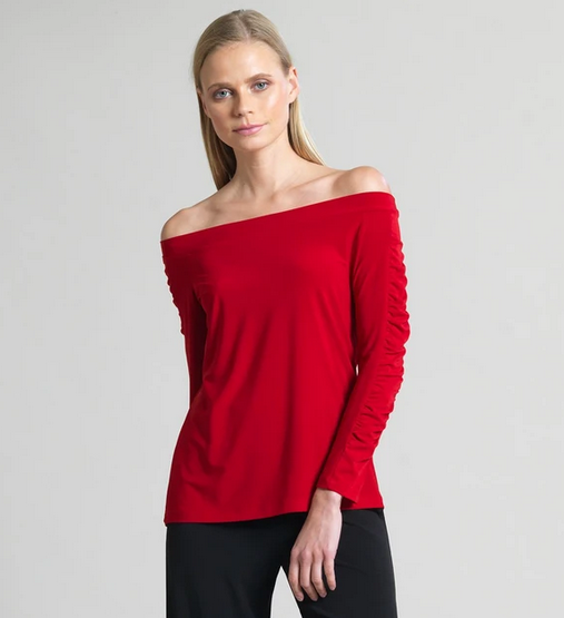 Clara Sun Woo Clara Sun Off Shoulder Top