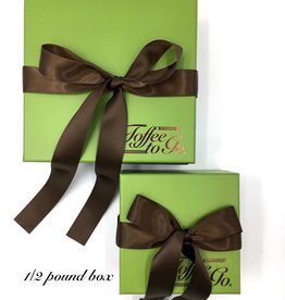 Toffee to Go 8oz Dark Chocolate Pecan