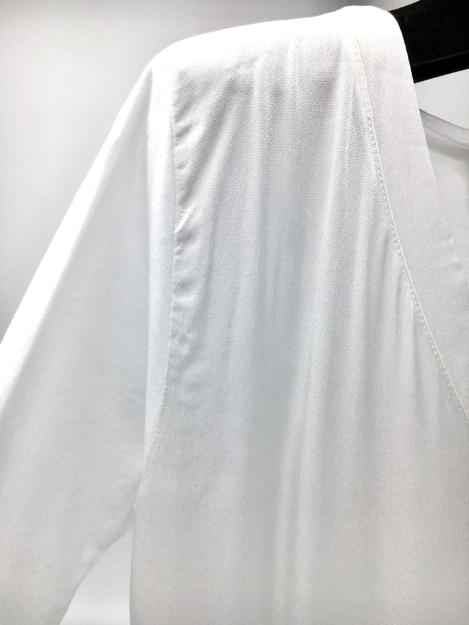 Brand Bazar Satina Top - White