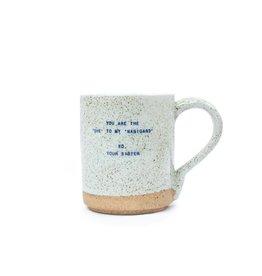 Sugarboo & Co. Sugarboo Mug - Your Sister