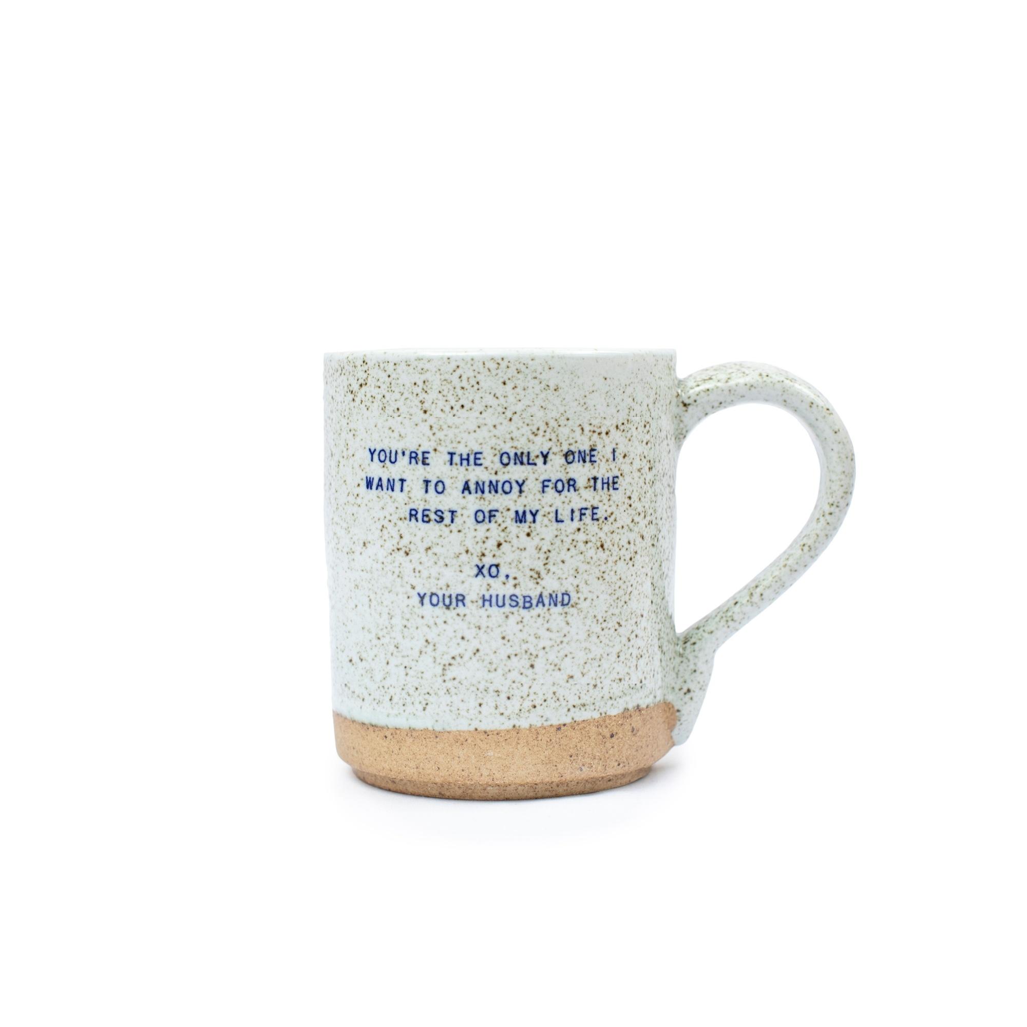 Sugarboo & Co. Sugarboo Mug - Your Husband