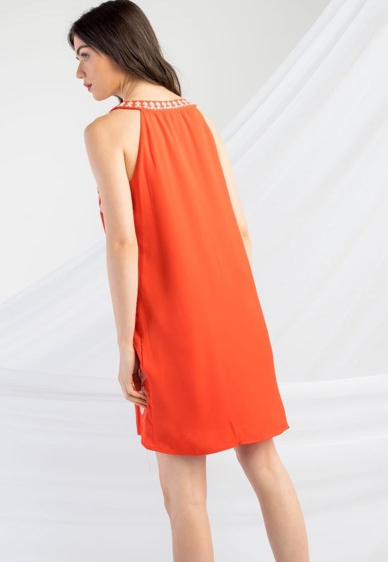 THML Good Things Halter Dress