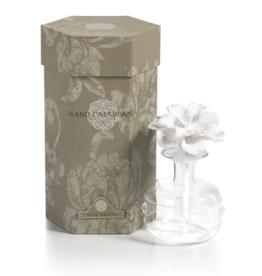 Zodax Grand Casablanca Porcelain Diffuser - White Hibiscus