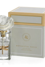 Zodax Botanical Oasis Porcelain Diffuser - Fig Vetiver/Dragonfly