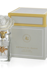 Zodax Botanical Oasis Porcelain Diffuser - Fig Vetiver/Bee