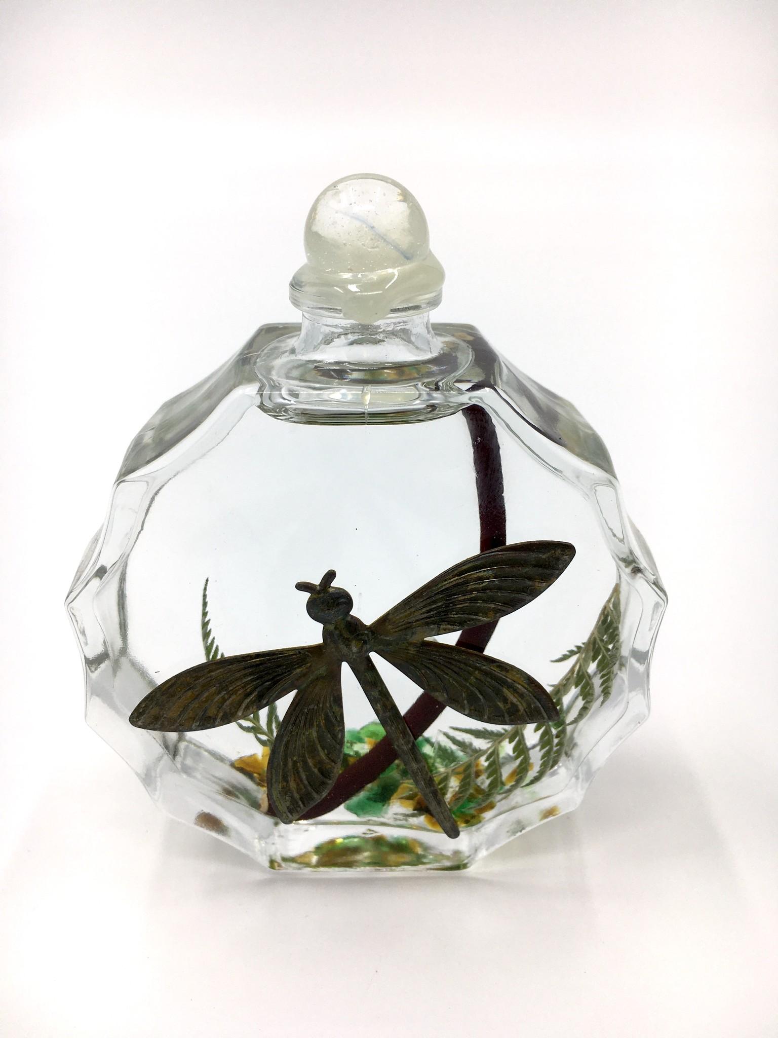 Lifetime Candle - Dragonfly Sunburst