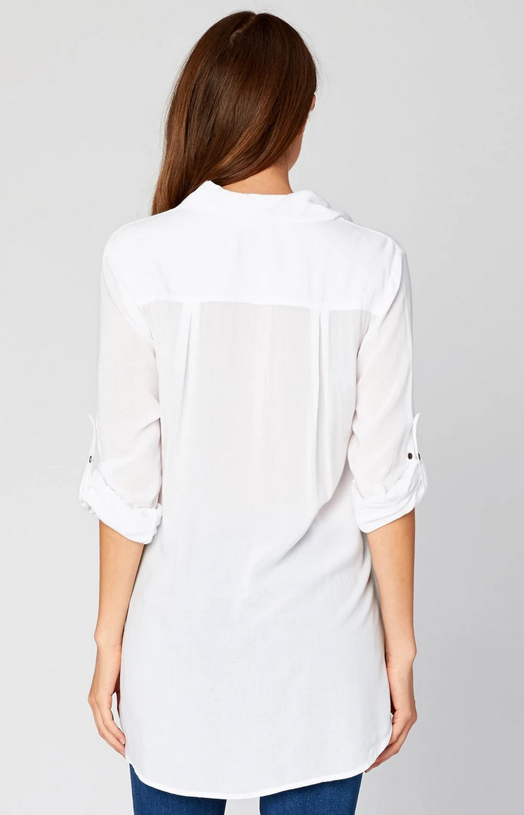 Wearables Reporter Blouse - Spice Cake