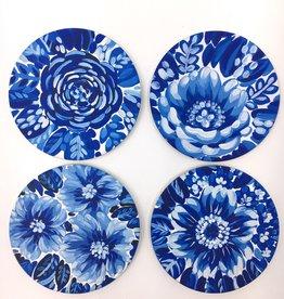 Flower Garden - Set 4 Coasters