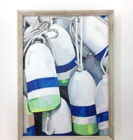 Tangled - 5x7 Mini Framed Art
