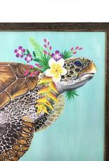 Flora and Fauna - 6x6 Mini Framed Art