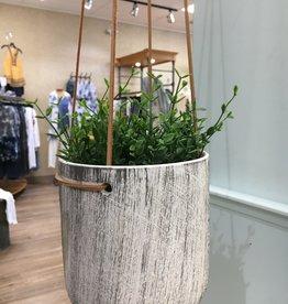Ceramic Hanging Vase - Small
