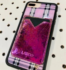 Latico Latico Adhesive Credit Card Holder - Multiple Colors