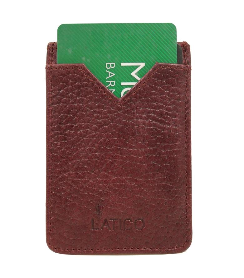 Latico Latico Adhesive Credit Card Holder- Multiple Colors