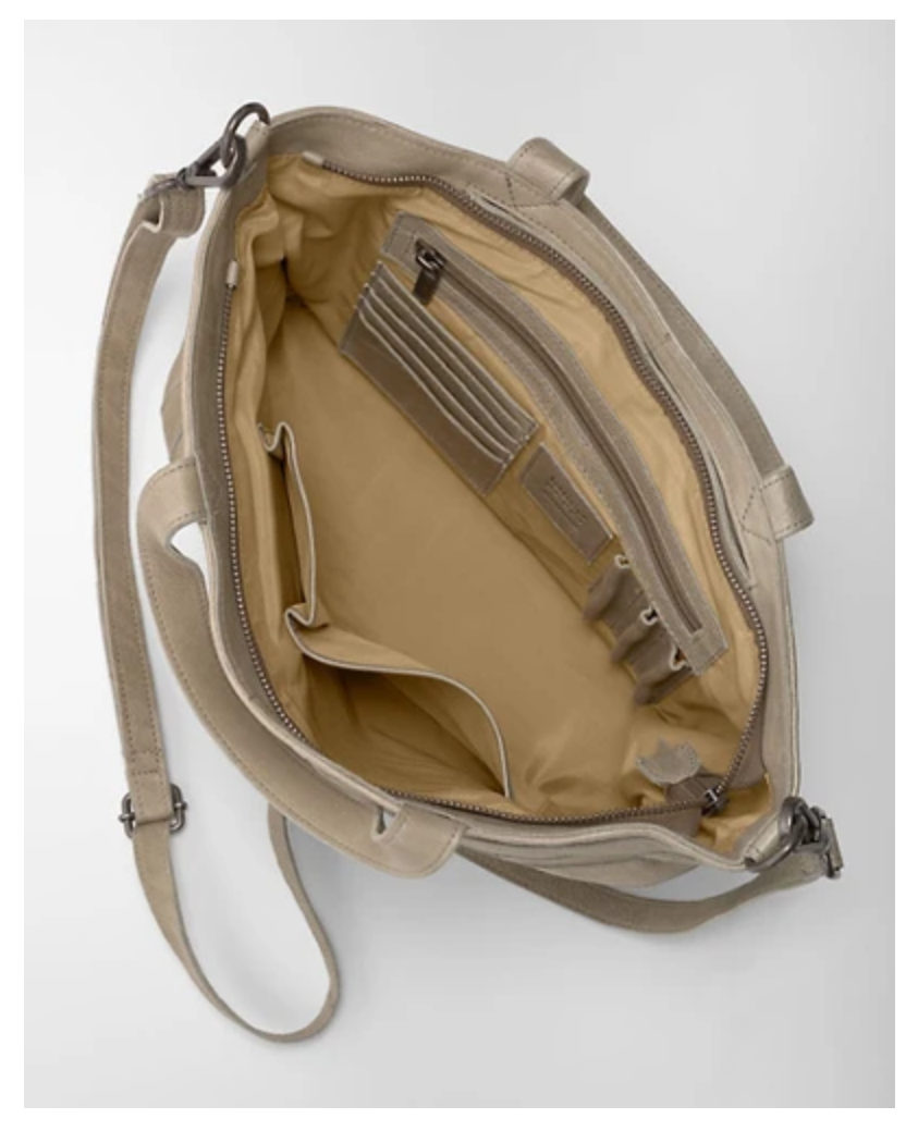Latico Latico Morgan Tote/Crossbody - Tan