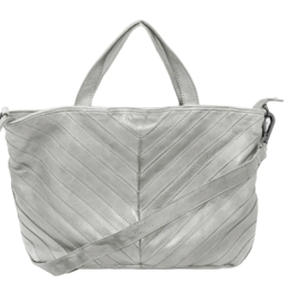 Latico Latico Morgan Tote/Crossbody - Grey