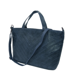 Latico Latico Morgan Tote/Crossbody - Navy