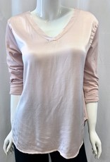 Brand Bazar Satina Top - Blush