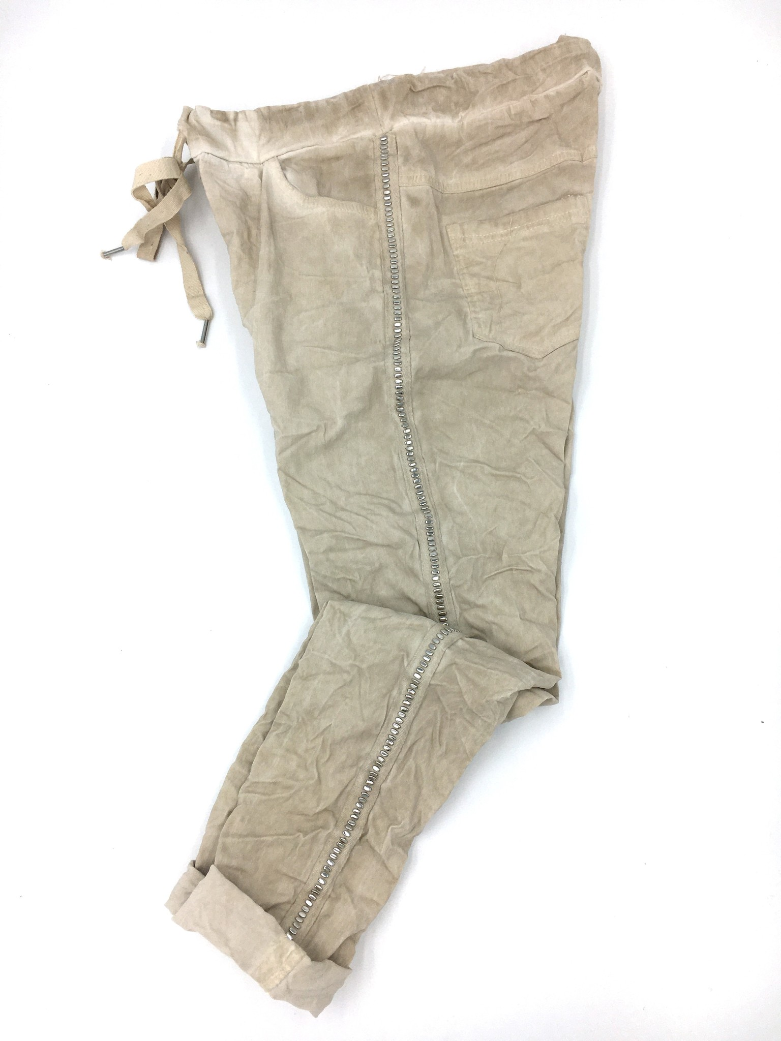Brand Bazar Stone Pant - Taupe