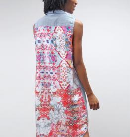 Kyla Seo Corin Dress - Blue