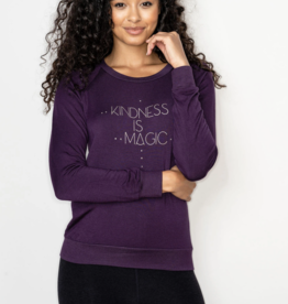 Be Love 'Kindness Is Magic' Raglan Pullover